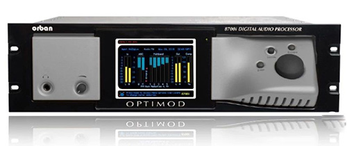 Orban OPTIMOD 8700i 音频处理