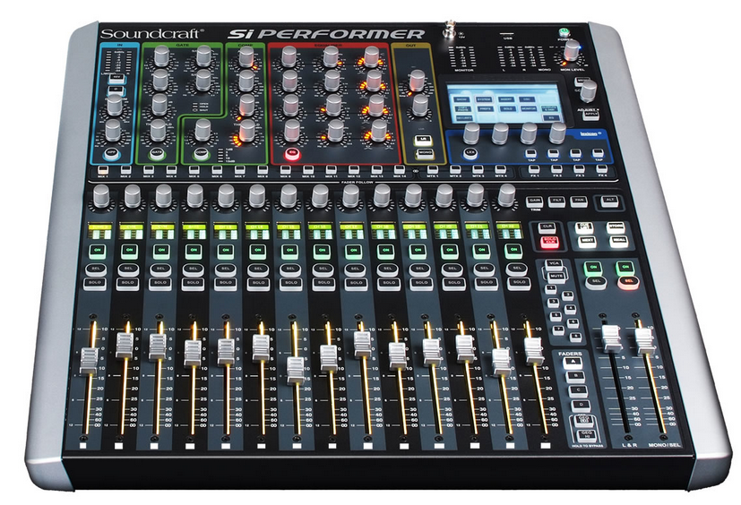SOUNDCRAFT Si Performer-1