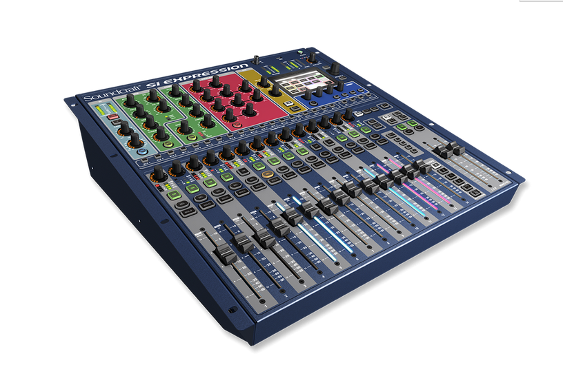 SOUNDCRAFT Si-Expression-1