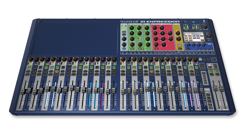 SOUNDCRAFT Si-Expression-3